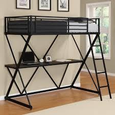 black metal bunk bed. Black Metal Bunk Bed