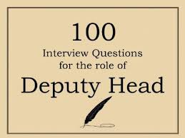 interview questions for headteachers deputy head interview questions 100 questions 2018 by