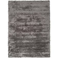 Safavieh Faux Sheepskin Gray 3 Ft X 5 Area Rug
