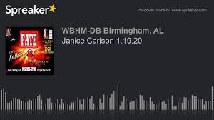 Janice Carlson 1.19.20 - YouTube