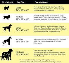 Mastiff Height Chart Mastiff Size Chart English Mastiff Height Chart Dog Bed Size
