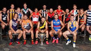 AFL team rankings ...