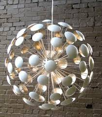 large modern chandelier lighting. Bilbao Modern Chandelier - Gloss White With Silver Leaf Large Lighting U