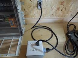 picture of enjoy your new switch recepticle extension cord thingy