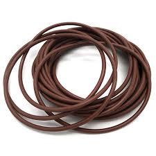 O Ring Colour Chart Piston Seal Ring Brown Color Viton Fkm Rubber O Ring