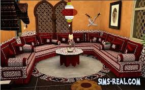 Moroccan living room furniture 2