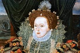 queen elizabeth i from the armada portrait attributed to george gower