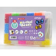 compare prices on fuse box gifts online shopping buy low price exclusive soft artkal fuse beads r 5mm 19 color box set pegboards interesting gift