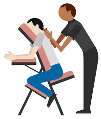massage chair massage. there\u0027s nothing like a massage break to boost productivity in the workplace. chair