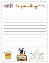 halloween writing sheets fun for christmas  halloween writing sheet halloween sheets