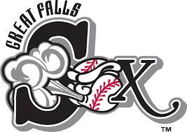 Great Falls White Sox Primary Logo - Pioneer League (PL) - Chris ...