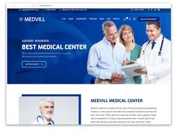 Best 35 Medical Website Templates For 2019 Themefisher