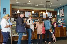 Image result for shopping queues shop