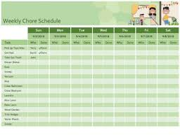 Scheduling Templates Excel Project Planner Template 2010 Production