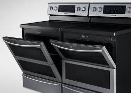 samsung range. easier, energy efficient oven access samsung range
