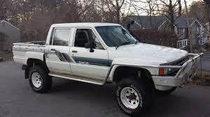 For Sale - 1987 Quad Cab Turbo Diesel Hilux for sale - Boston ...