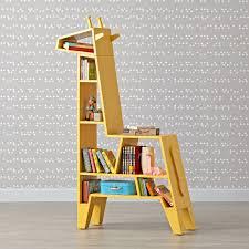 giraffe bookcase  kidsroom giraffe and decorating