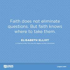 Quotes About Faith Enchanting 48 Powerful Quotes About Faith Faithlife Blog