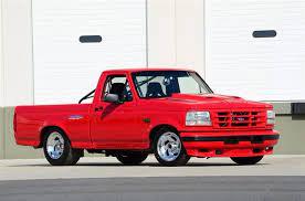 1st Gen Lightning Ford Lightning Ford Pickup Trucks Ford Trucks