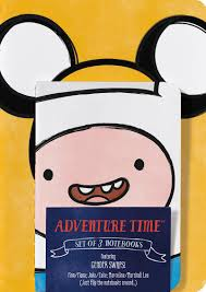 adventure time notebook set gender swap set of 3 cartoon network 9781419718175 amazon books