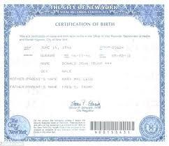 Baby Birth Certificate Printable Poporon Co