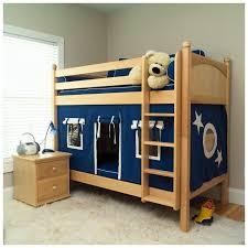 maxtrix kids twin um high bunk bed with curtain pruitt hoffmann