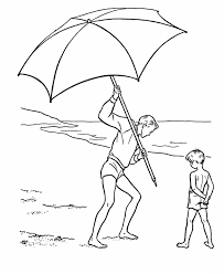 Free for commercial use no attribution required high quality images. Printable Umbrella Coloring Home