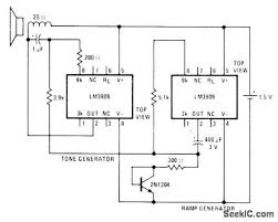 index electrical equipment circuit circuit diagram com police siren uses flasher