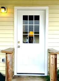 half glass front door half glass front door a simple white steel side entry with double