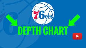 2019 Philadelphia 76ers Depth Chart Analysis