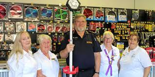 Fraser Coast SES shines bright with massive donation   Queensland Times