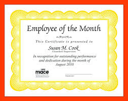 Diploma Wording 6 Certificate Of Appreciation Wording For Employees Employee The