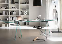 home office glass desks. Tonelli Kasteel Glass Desk Home Office Desks O