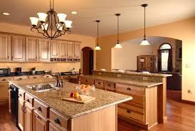 granite kitchen countertop brown fort wayne mkd kitchens in