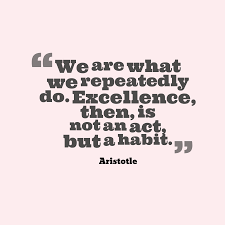 Aristotle Quote About Practice