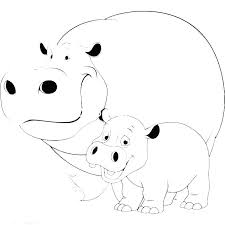 Coloring Pages Cute Baby Sea Animal Coloring Pages Animals Hipp