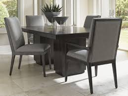 Pedestal Dining Table Set Carrera Modena Double Pedestal Dining Table Lexington Home Brands