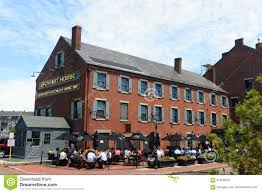 Chart House Long Wharf Chart House Boston Massachusetts Usa Editorial Stock