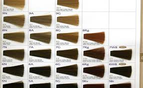 Wella Color Chart Book Wella Hair Color Chart Beauty Within Clinic