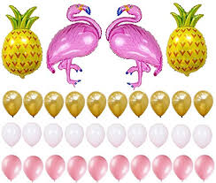 Flamingo and Pineapple Party Decorations Supplies ... - Amazon.com