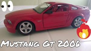 Maisto on wn network delivers the latest videos and editable pages for news & events, including entertainment, music, sports, science and more, sign up and share your playlists. Analisis Mustang 2006 Gt A Escala 1 24 Marca Maisto Youtube