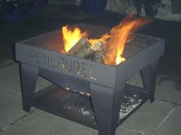diy steel fire pit ideas homemade plans ring designs awesome best about metal on decorating good