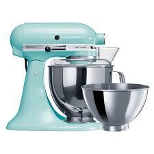 ice blue kitchenaid mixer. KitchenAid® Artisan Stand Mixer, Ice Blue Kitchenaid Mixer T