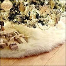 Christmas Tree Plush Skirt Decoration for Merry Christmas ... - Vova