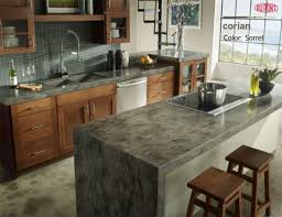 flowing seamless and available in a vast array of patterns and colors corian solid surfaces offer a wide range of design options