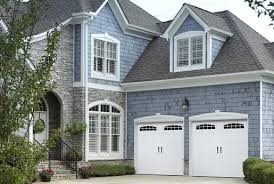 craftsman garage doorsGarage Door Installation Insulated Carriage House  Wooden