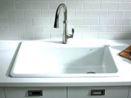 garbage disposal countertop on air switch sink top granite kit home improvement wilsons girlfriend