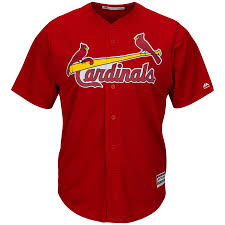 Cardinals St Jersey Youth Louis