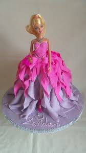 299 Best Doll Cakes Images Barbie Cake Cookies Fondant Cakes