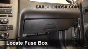 blown fuse check ford mustang ford mustang l 2010 2014 ford mustang interior fuse check